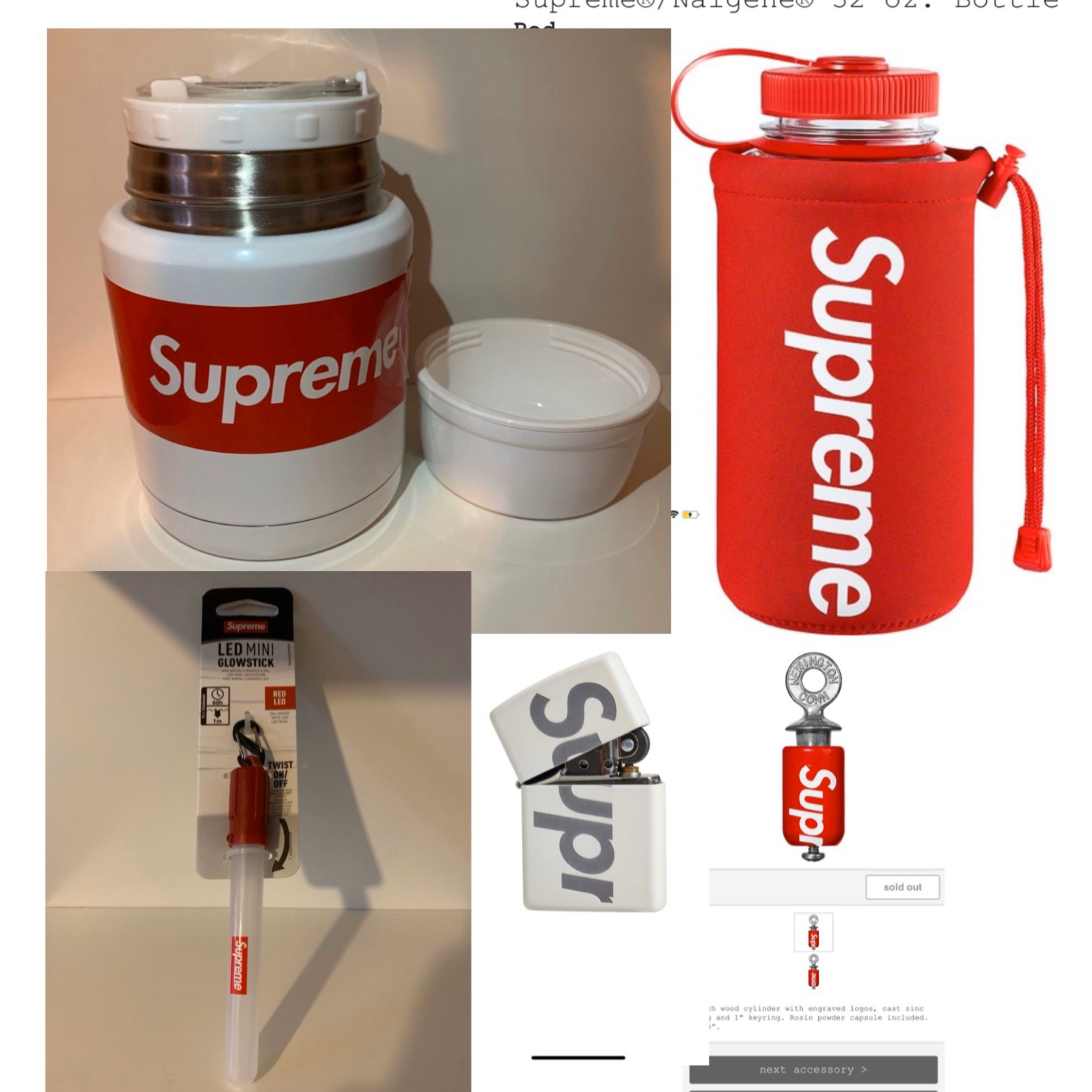 Supreme Accessories Bundle