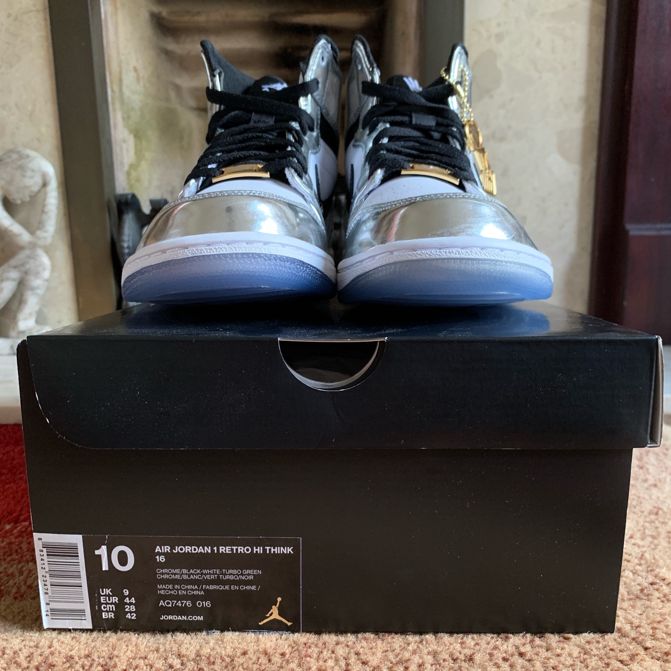 size 40 0c1ba 9a47b Nike Air Jordan 1 Kawhi Leonard 'Pass The Torch'