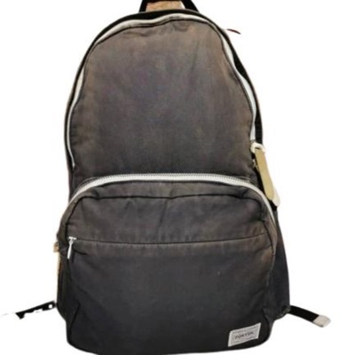 Authentic Vintage Porter Canvas Daily Backpack