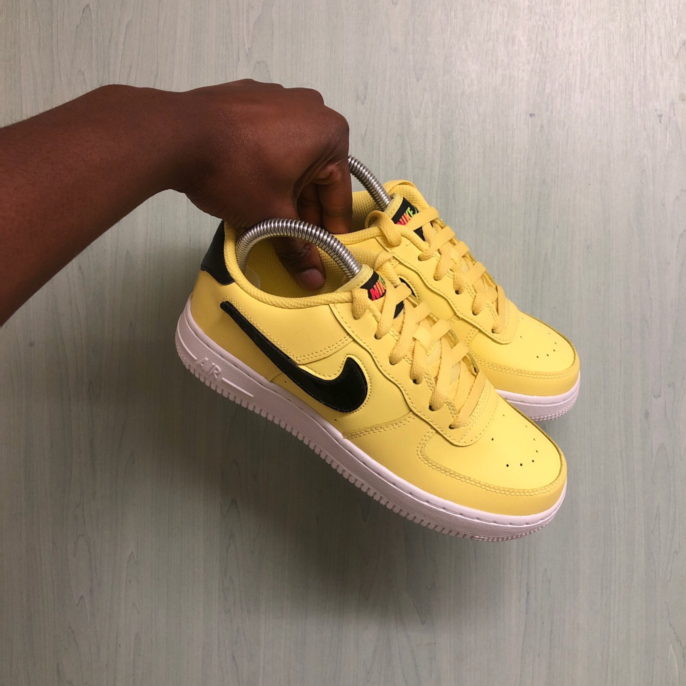 Air Force Yellow