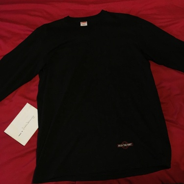 Supreme X Independent Fuck The Rest L/S Tee