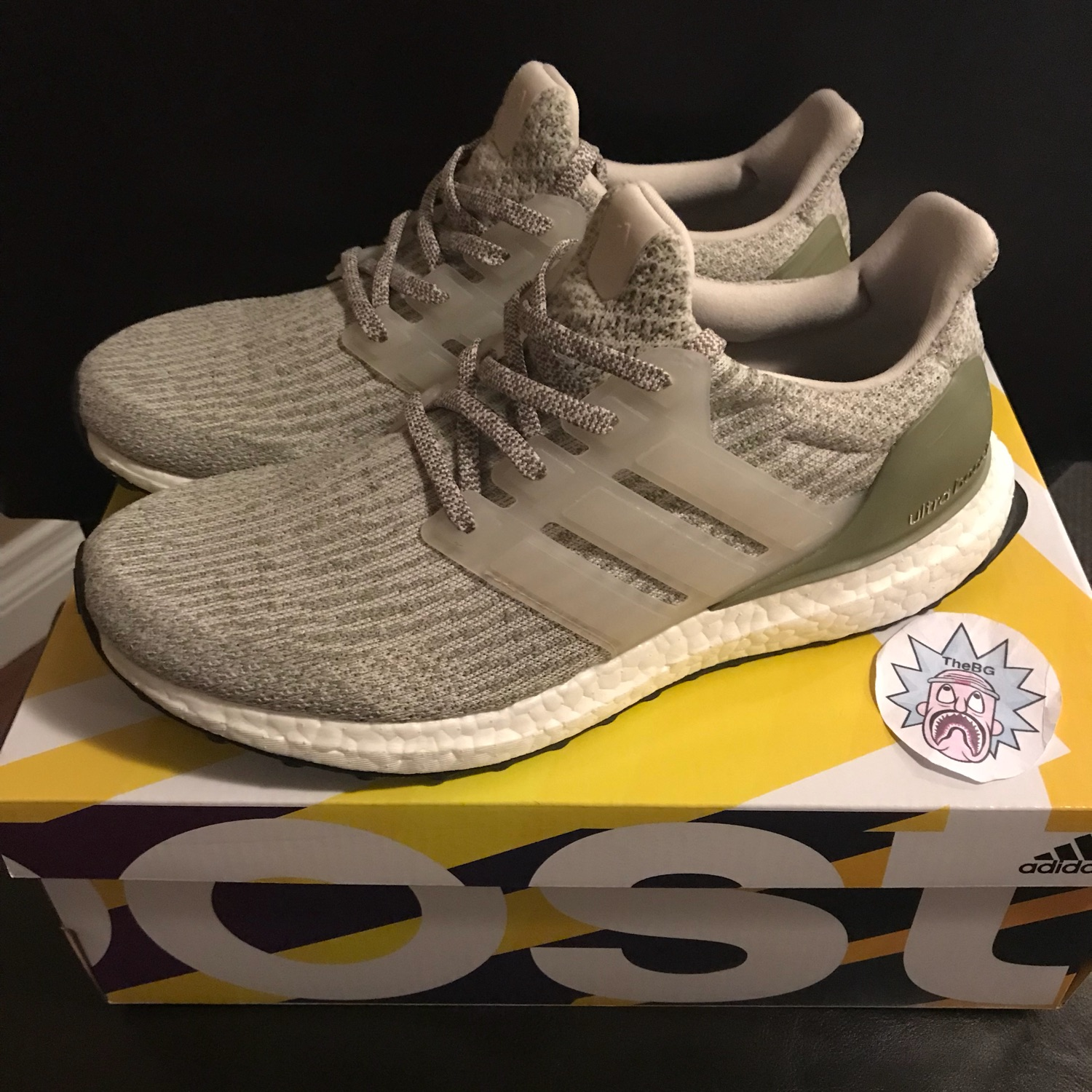 separation shoes ee400 fa123 Adidas Ultra Boost 3.0 Olive Copper
