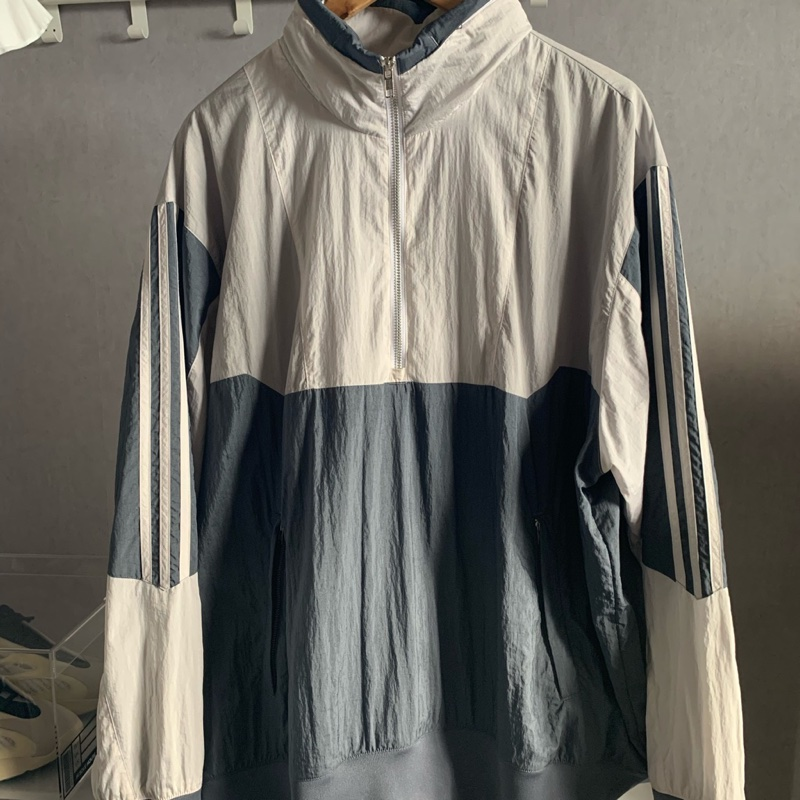 Palace adidas track top onix
