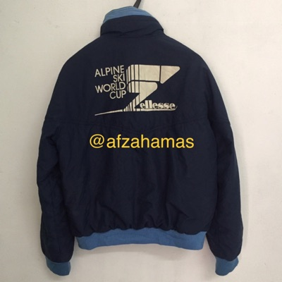 Ellesse Alpine Ski World Cup Sweater Jacket