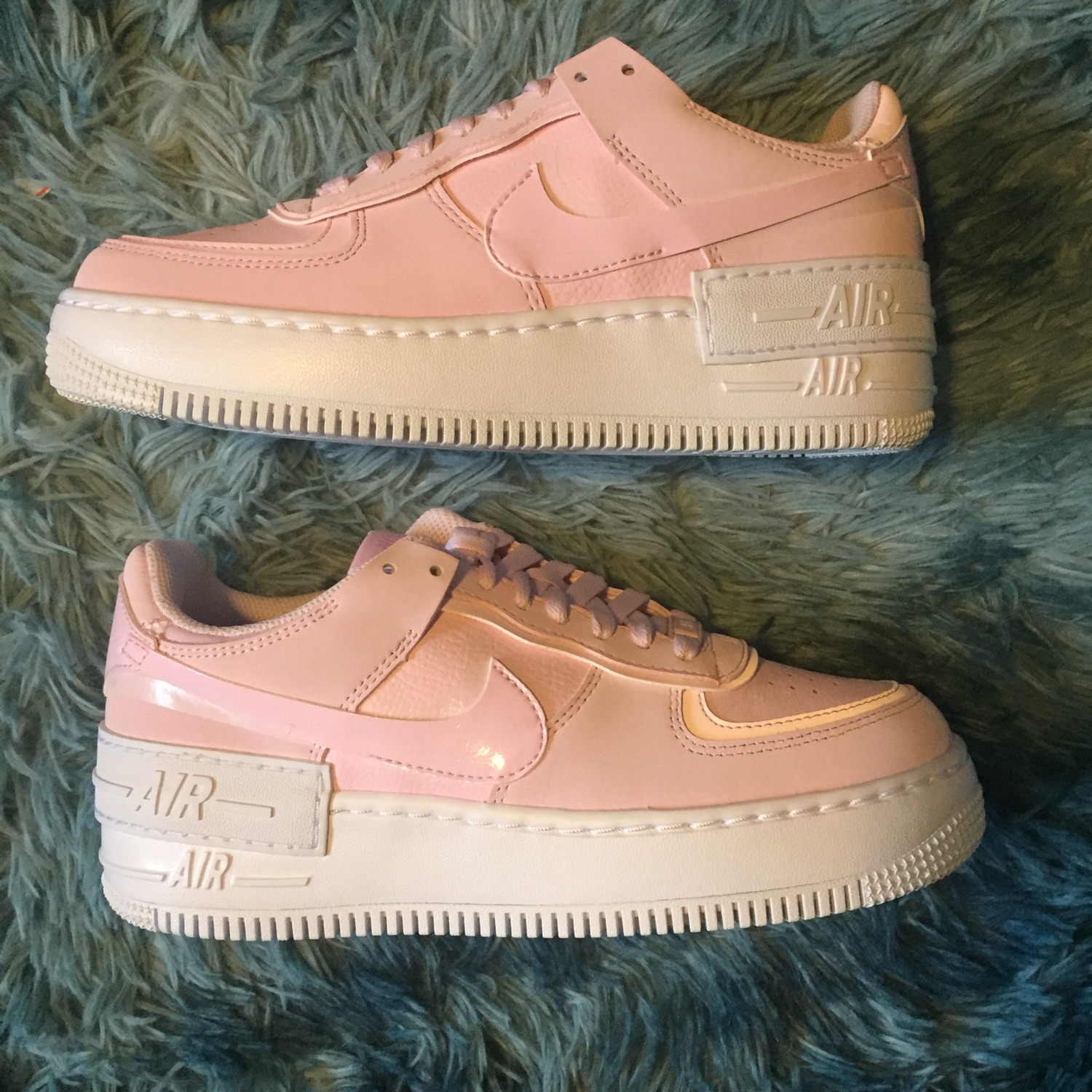 Nike Air Force 1 Shadow Pink Foam W