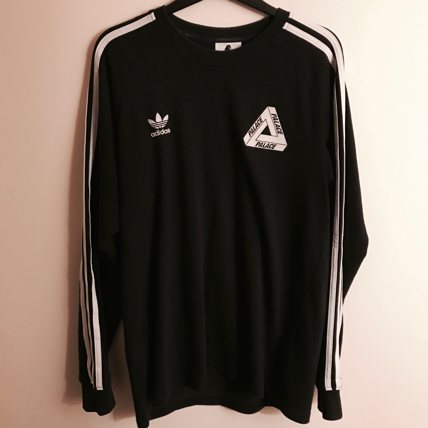 really cheap no sale tax classic Adidas X Palace Long Sleeve