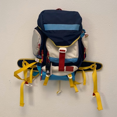Nike Sb Eugene Pac-Man 2009 Backpack