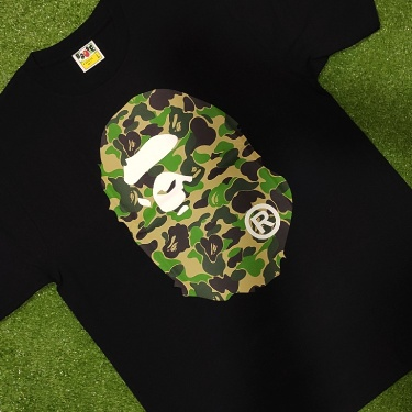 Bape ABC Camo Big Ape Head Tee 3XL