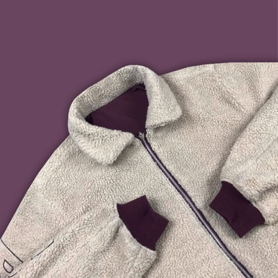 Palace Sherpa Reversible Fleece