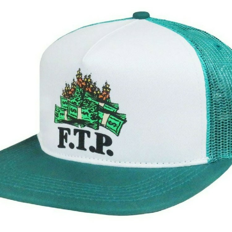 FTP Cash Pile Trucker Hat