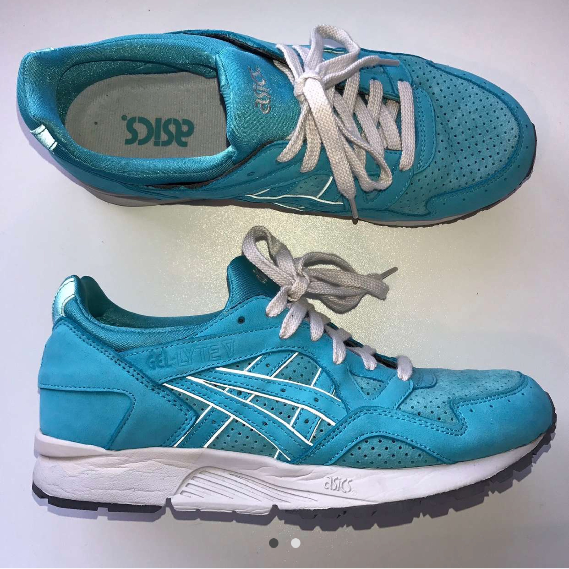 superior quality 119af 0df74 Ronnie Fieg X Asics Gel Lyte V Cove