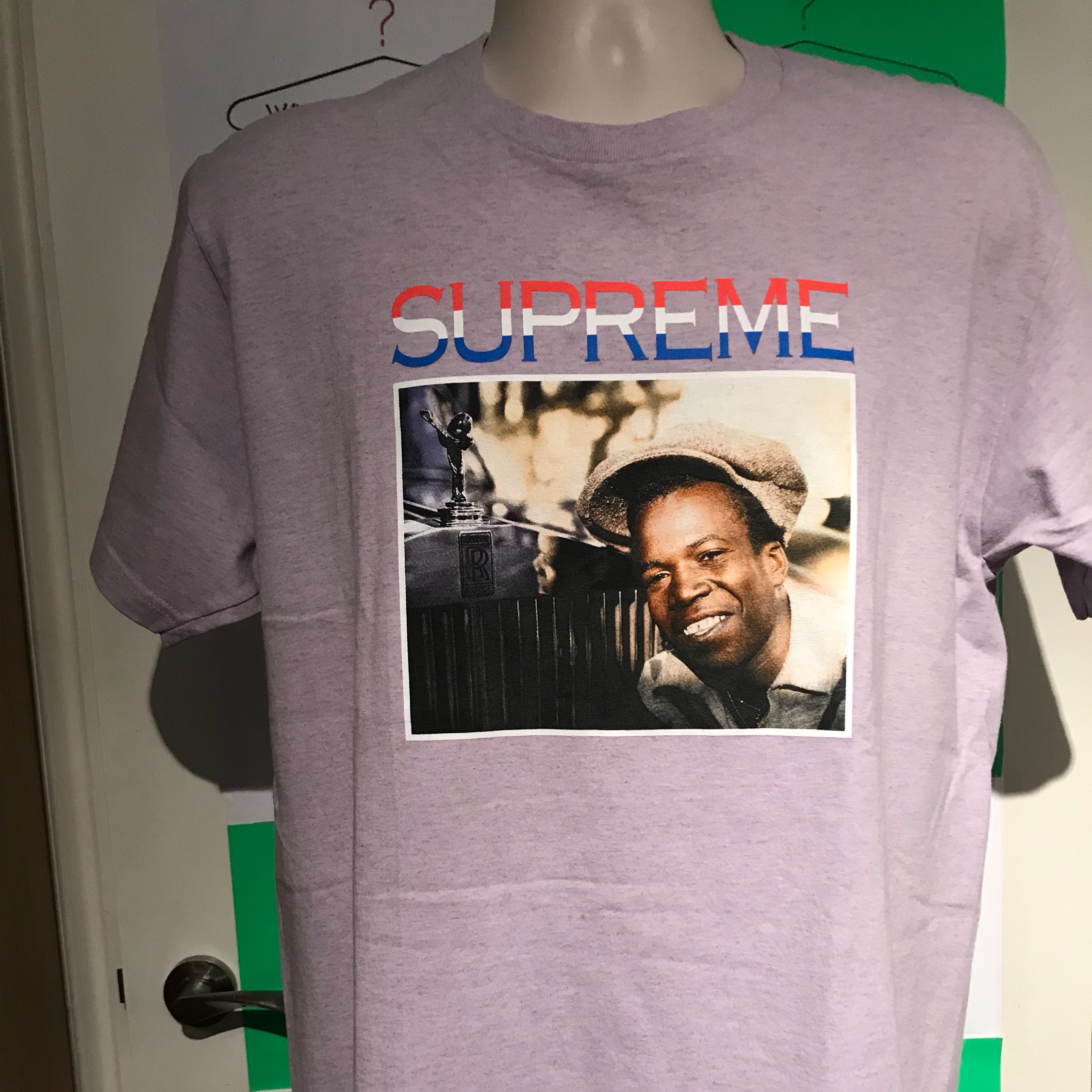 Ss16 Supreme Barrington Levy Tee