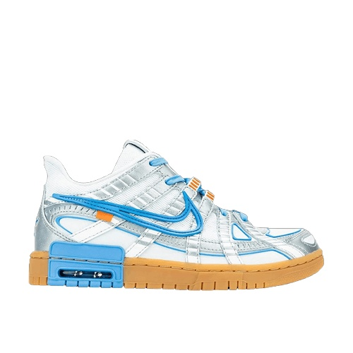 Off-White x Air Rubber Dunk University Blue