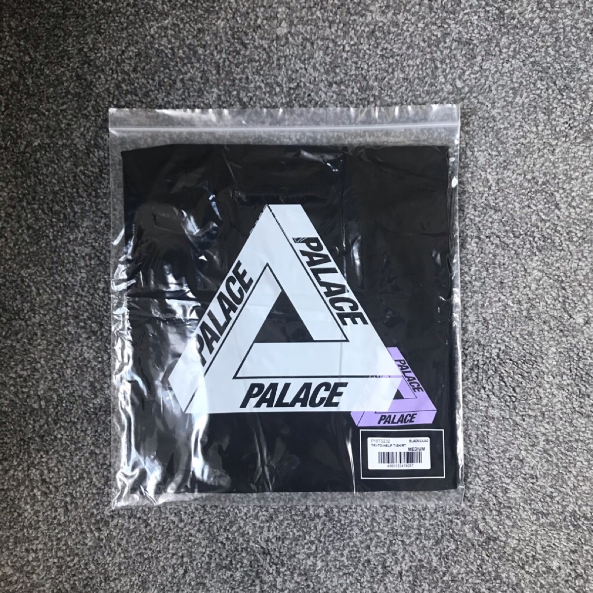 Palace Tri To Help Black Lilac