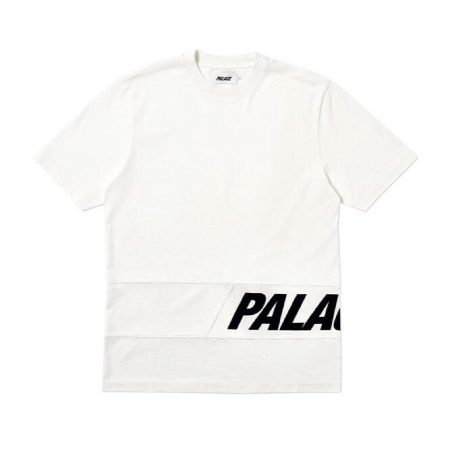 Palace Side T-Shirt - White