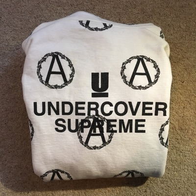 Supreme X Undercover Hoodie