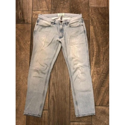 Acne Studios Light Denim Slim Jeans