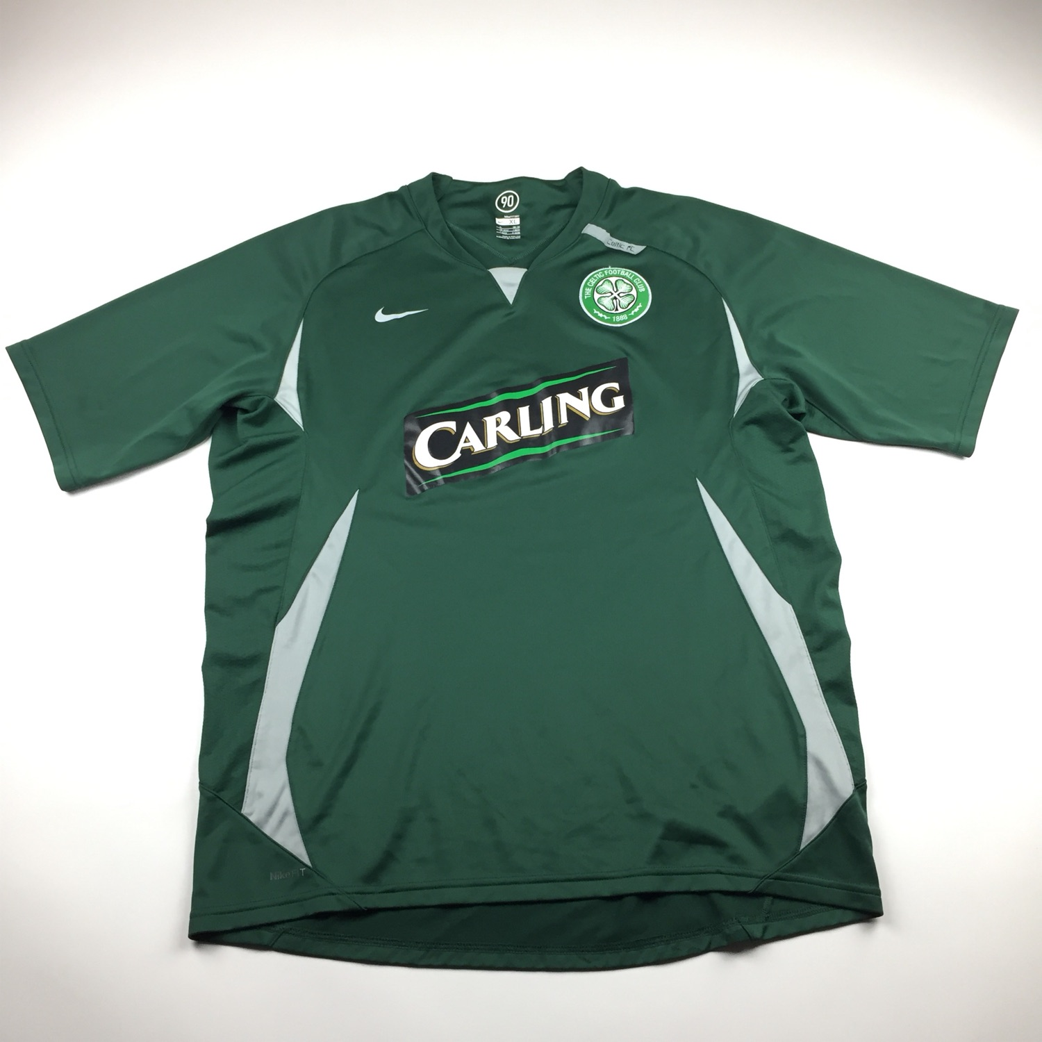 brand new bdabe 79ccc Nike 90 Celtic Fc Soccer Jersey