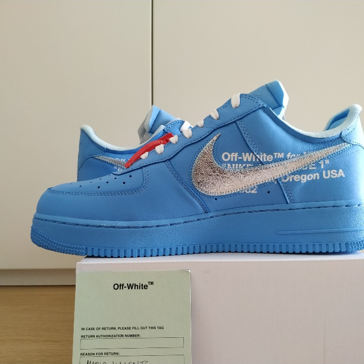 air force 1 off white mca