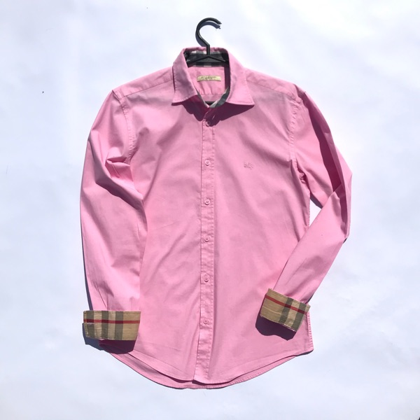 Burberry Shirt Nova Check