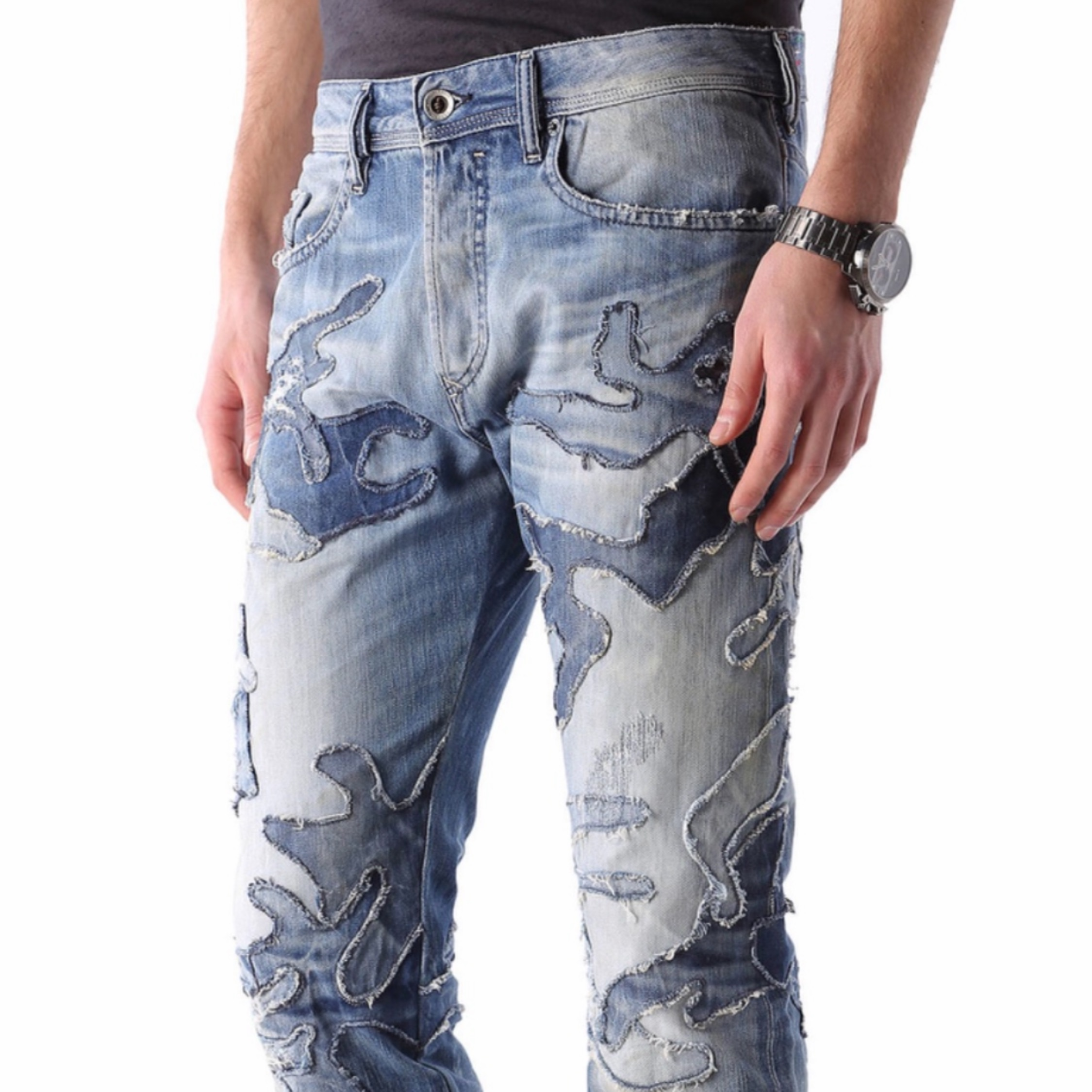 competitive price 6cd5a 21a32 Limited Edition Men's Jeans By Diesel Atelier 1200