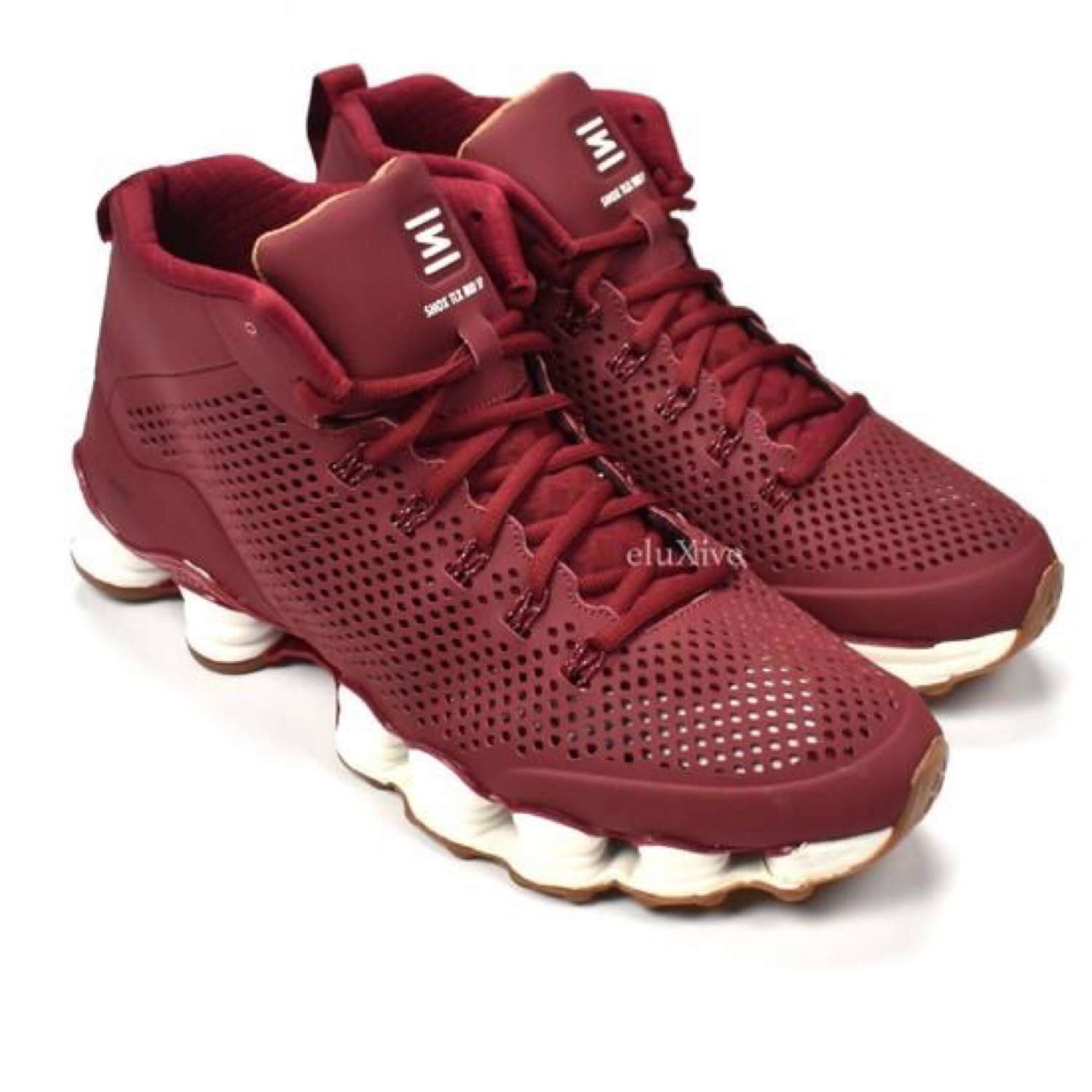 newest 28ce9 4428d Nike Shox Tlx Mid Sp Team Red Ds