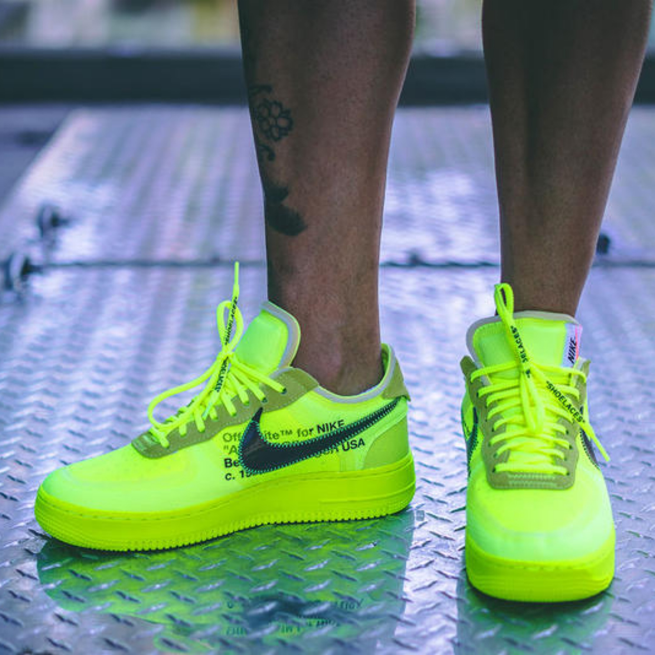 Air Nike One Off Force White Volt Low kXiuZP