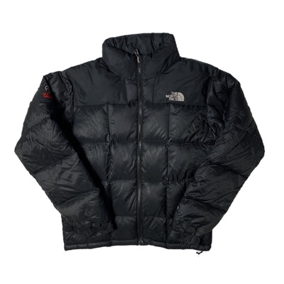 Black The North Face Puffer Jacket
