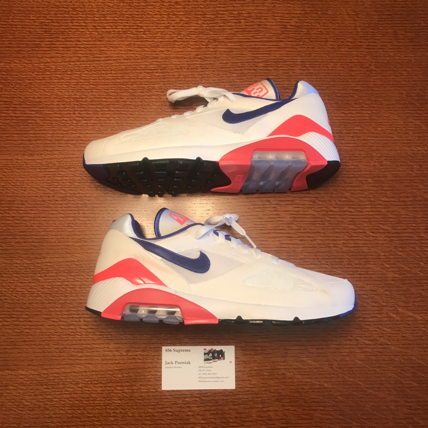 air max 180 ultramarine homme