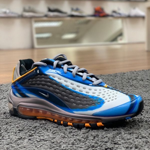 Nike Air Max Deluxe Blue/Black