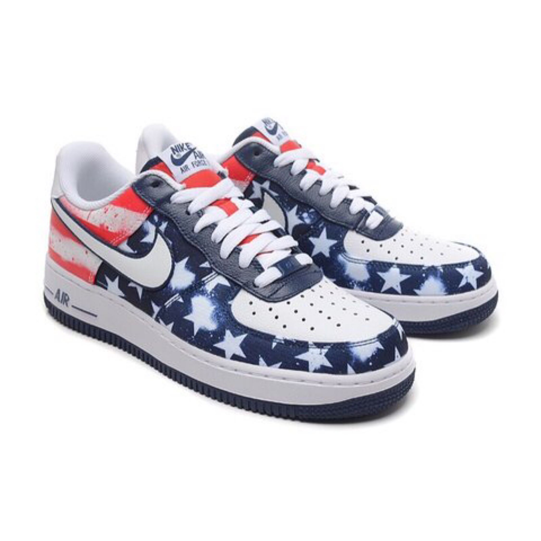 "promo code a5571 125d1 Nike Air Force 1 ""Usa Independence Day"""