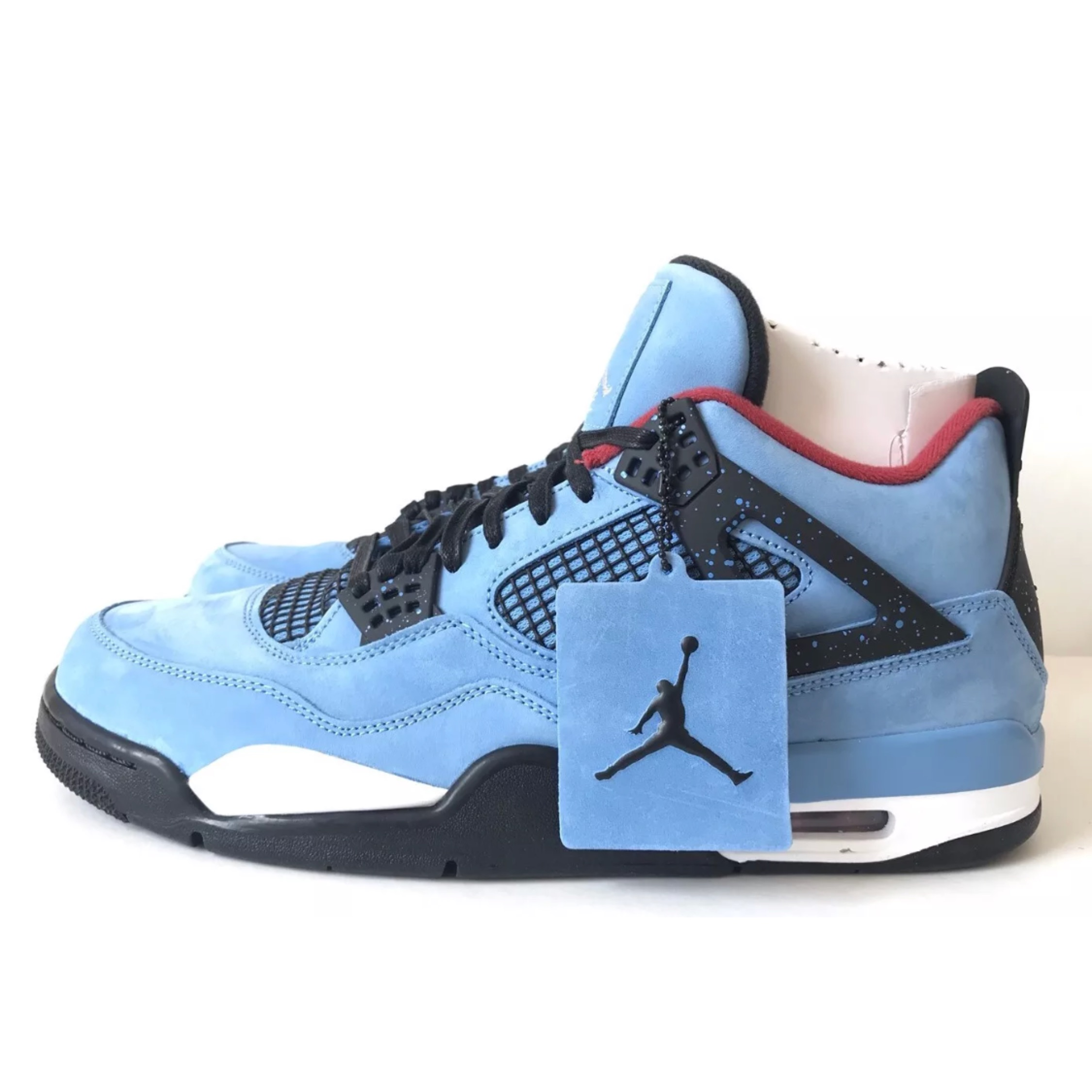 separation shoes 44b5b 218b8 Air Jordan 4 X Travis Scott Cactus Jack Sneakers