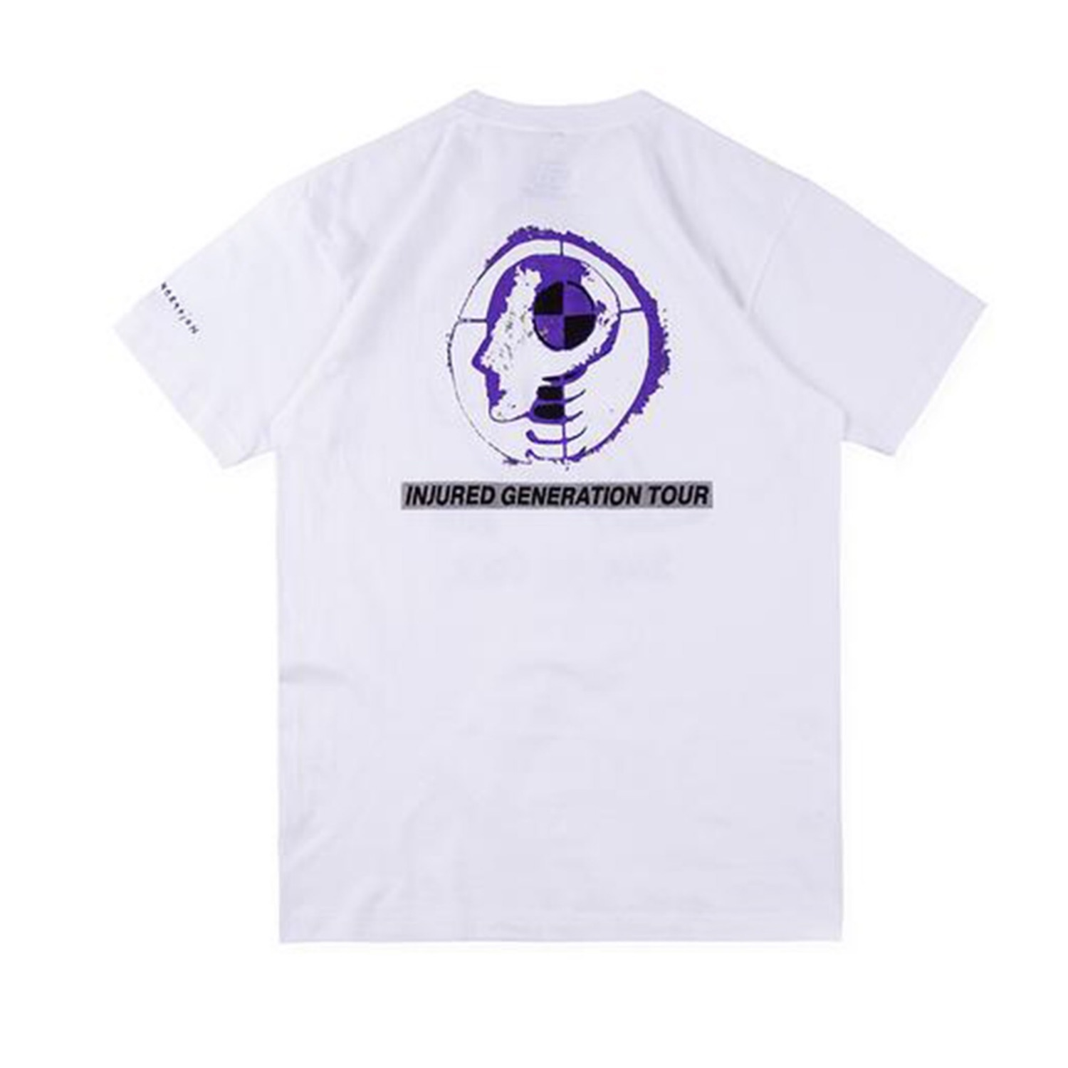 Injured Generation Tour Tee