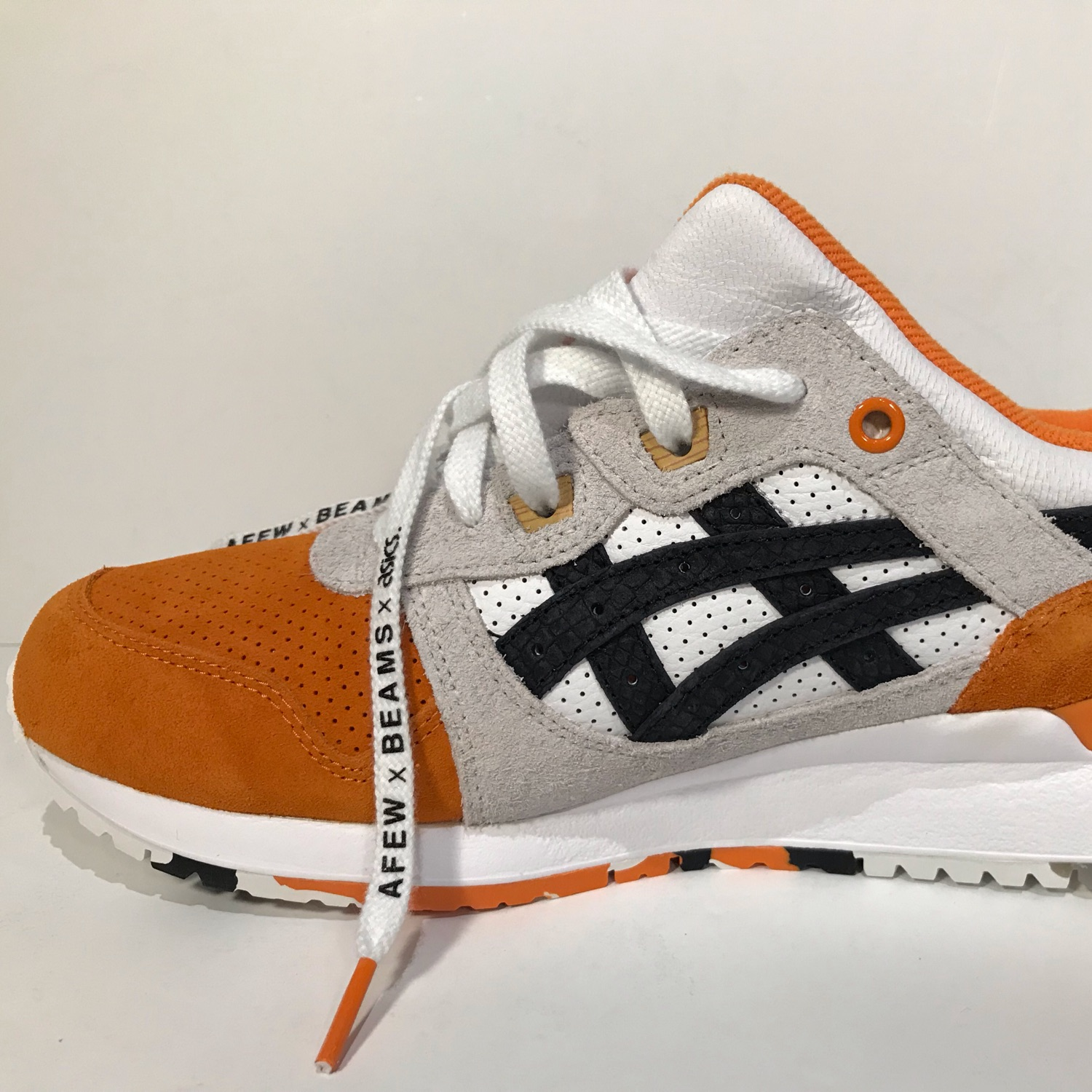 Gel Dswt Asics Lyte Beams 3 Orange Koi X Afew TiOPkXZu