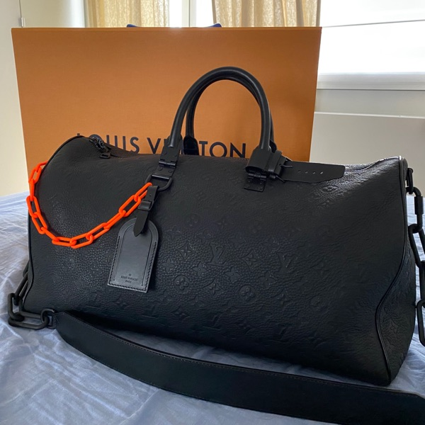 Louis Vuitton Keepal 50 X Virgil Abloh