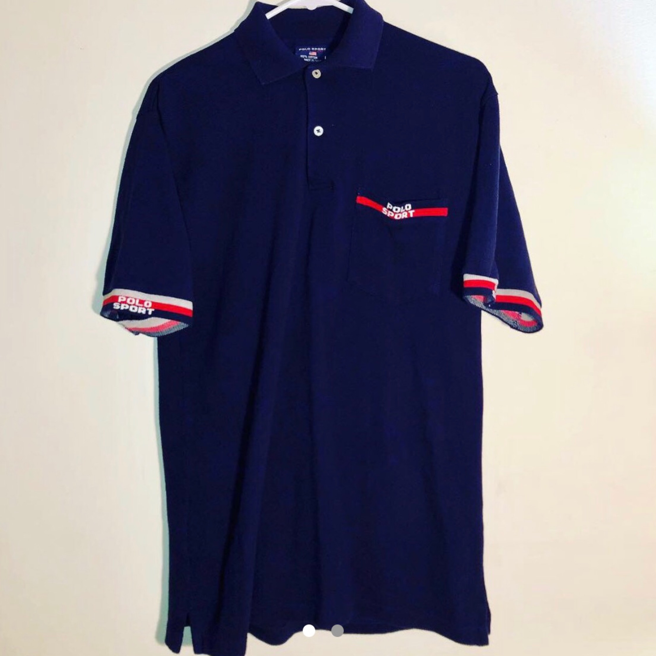 a877ef309a Vintage Polo Sport Ralph Lauren Polo. L. $20. Vintage 90'S Texas A&M  Embroidered T-Shirt