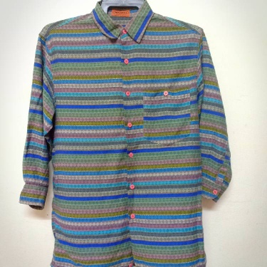 MISSONI LONG SLEEVE SHIRT MADE IN ITALY