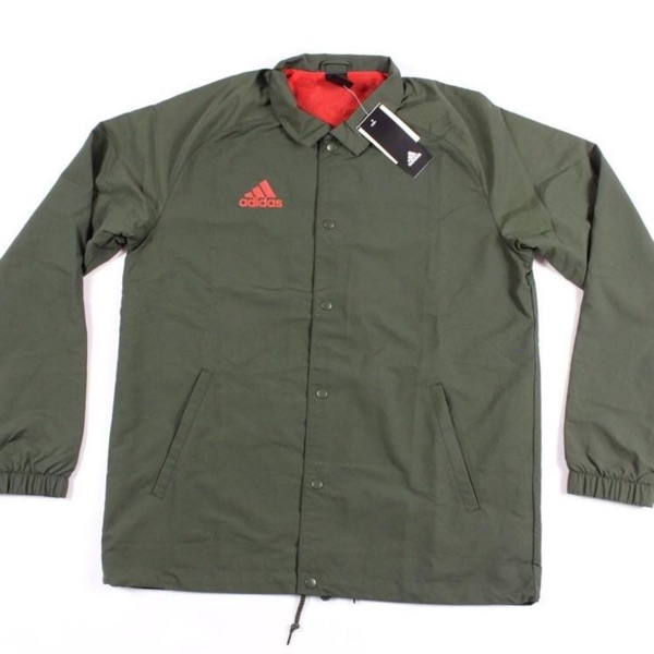Adidas Spellout Coaches Jacket