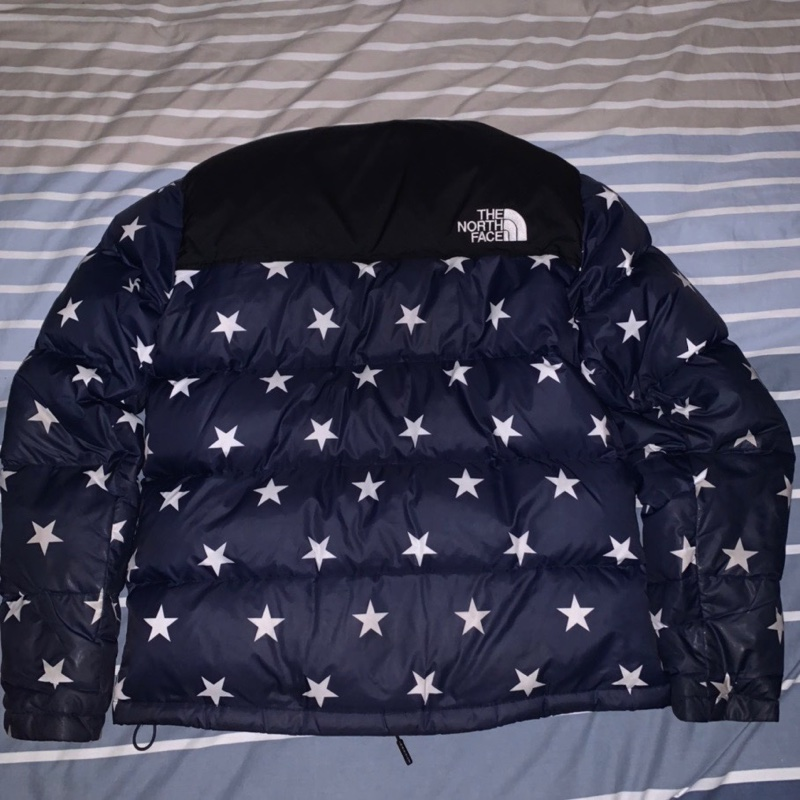 THE NORTH FACE IC INTERNATIONAL COLLECTION USA NUPTSE JACKET