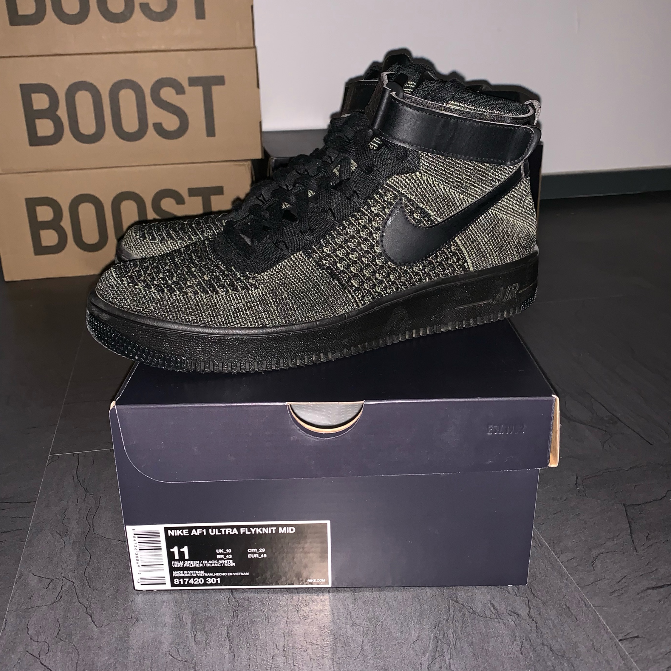 uk availability da834 48809 Nike Af1 Ultra Flyknit