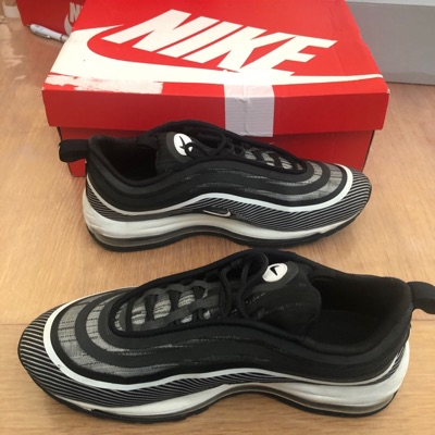 Nike Air Max 97 Ultra 17 Black/White