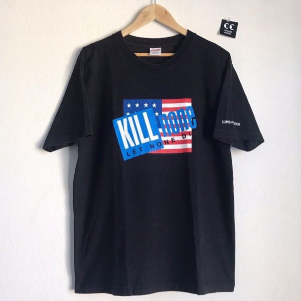 Supreme Kill None Let None Die Tee