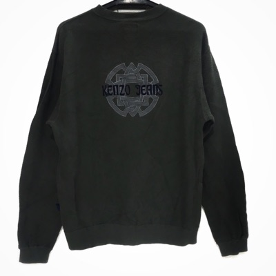 Kenzo Paris Jeans Logo Japan Sweatshirt Jumper