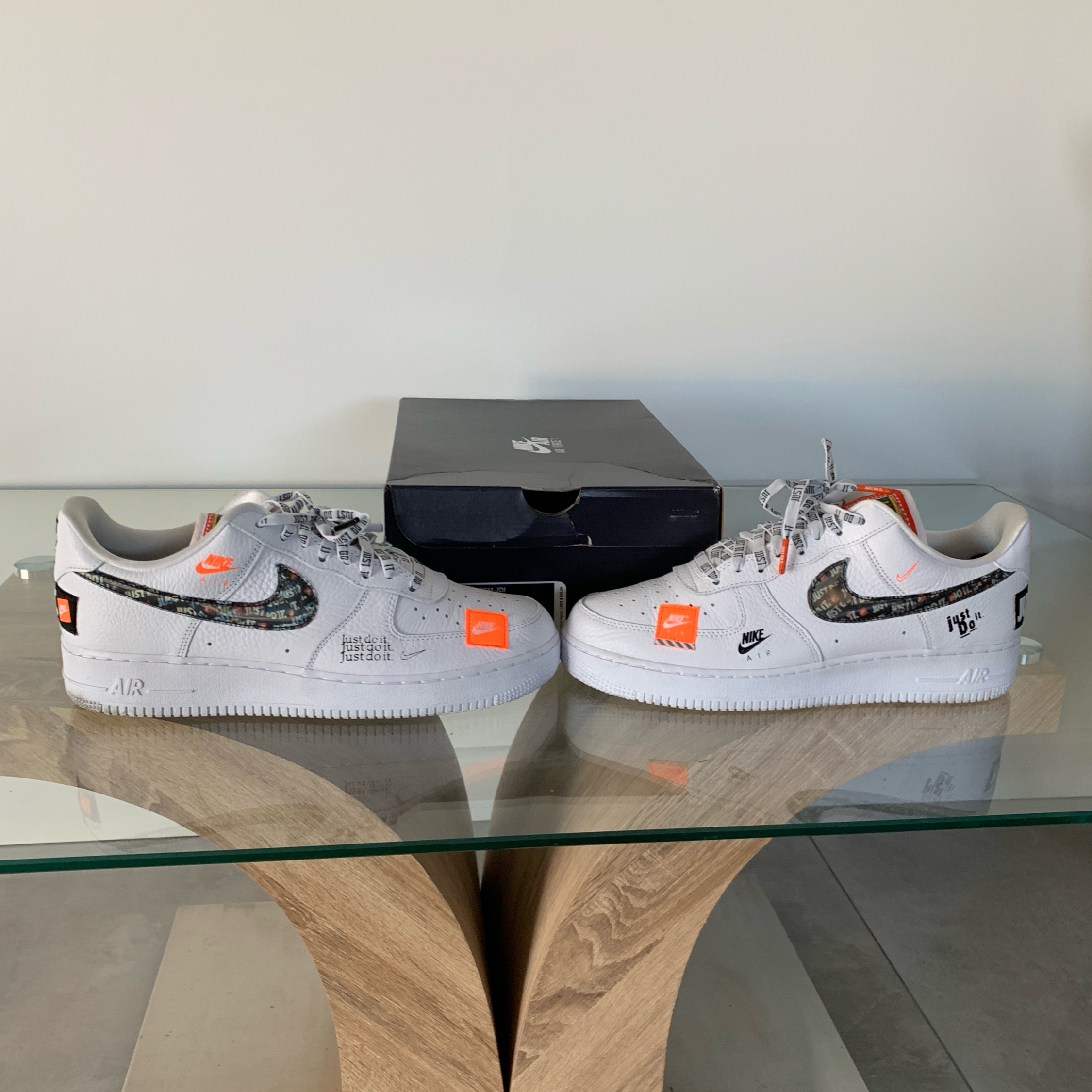 02d92fe30c5d3 Air Force 1 Just Do It Pack (Looking For Trades)