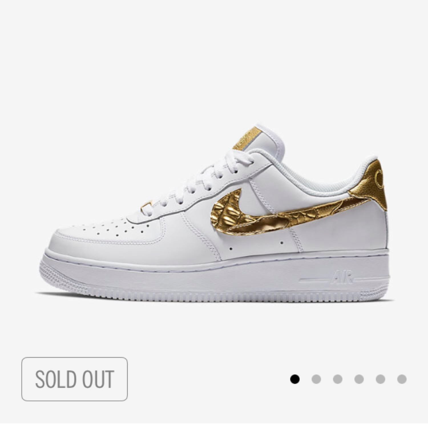 Nike Air Force 1 Cr7 Uk 10 Us 10 5