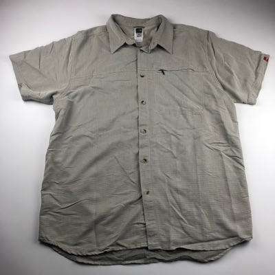 "The North Face ""Mesh"" Button Up Shirt"
