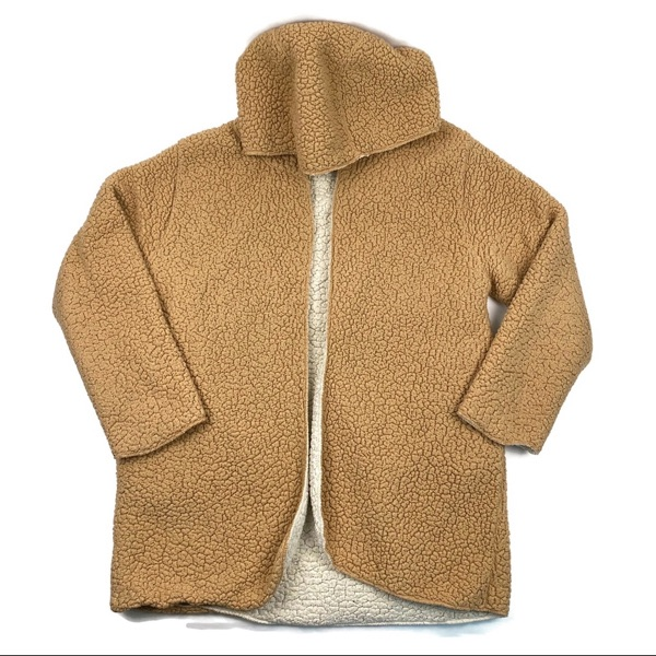 Silence Noise Urban Outfitters Sherpa Hooded Jack