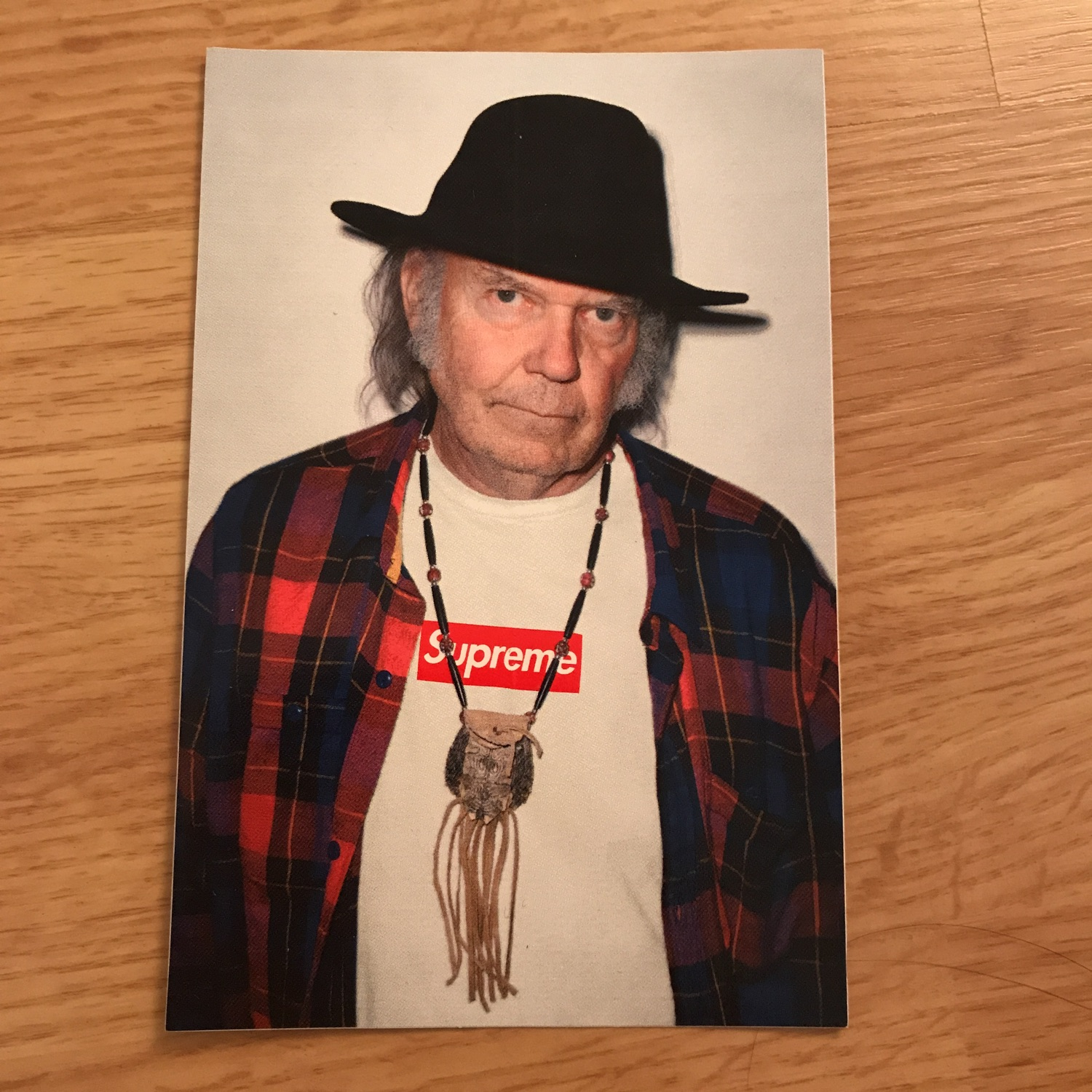 Neil Young Photo Stickers