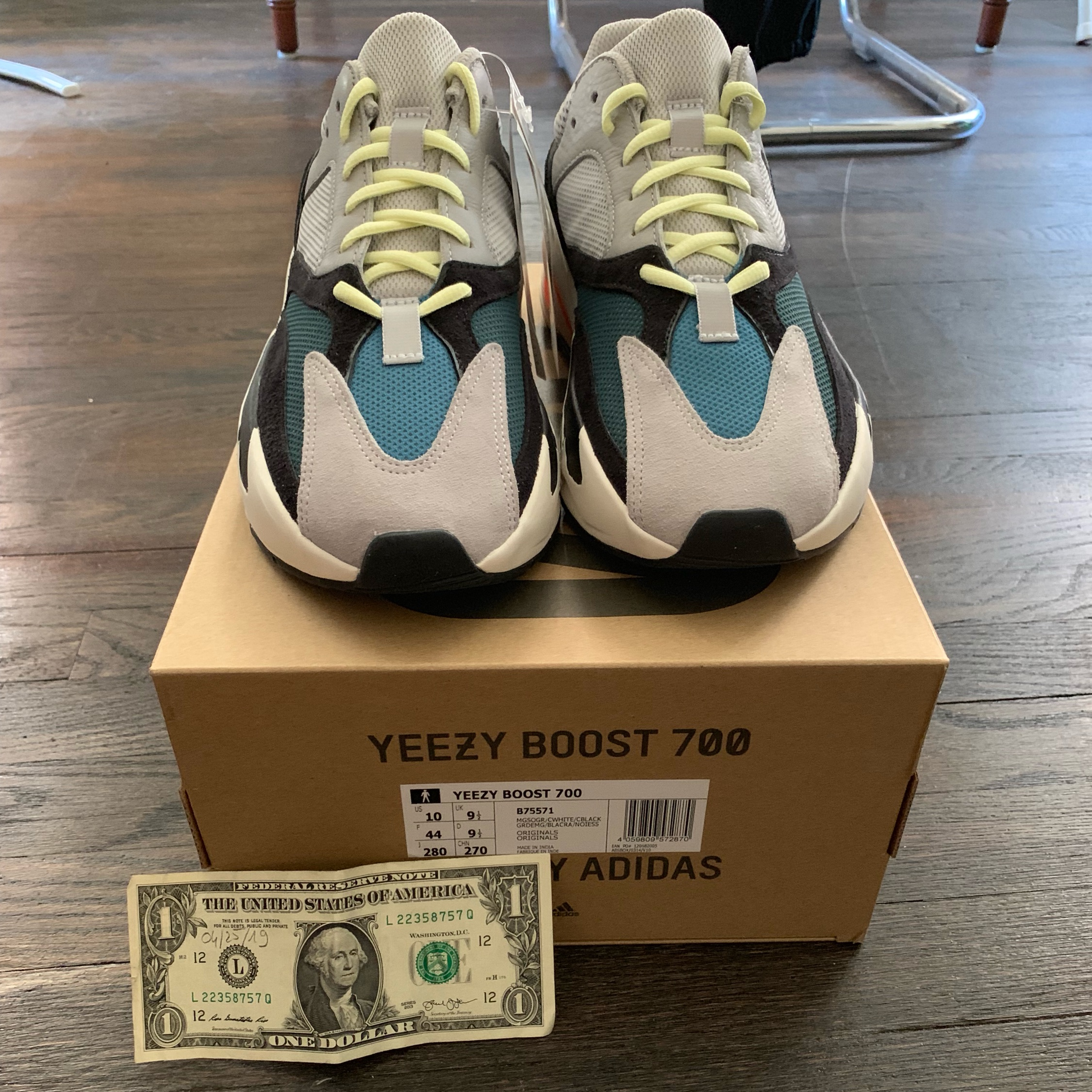 ZEEZY DOLLAR How to get your hands on the Adidas Yeezy
