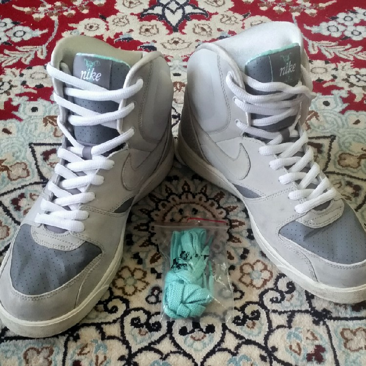 "Nike RT1 ""Un-Yeezy's"" Neutral Grey & Green Mist Size 9US"